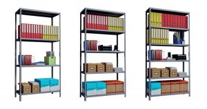 AR Series Static Shelving