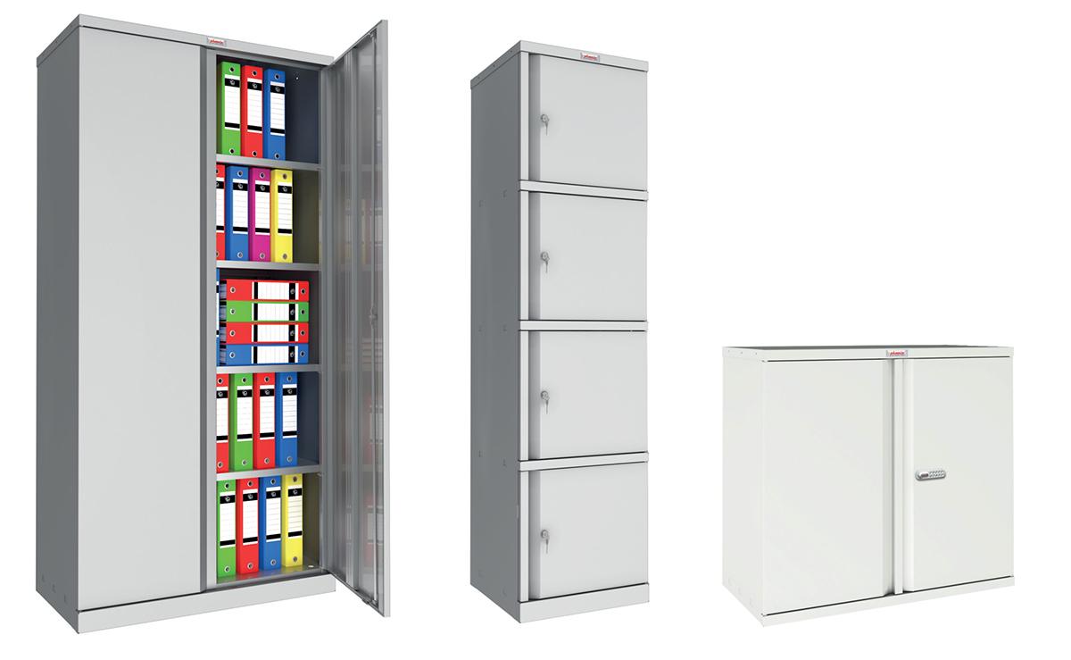 SC Series Steel Storage Cupboards