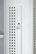 Phoenix PL Series PL1130GGE 1 Column 1 Door Personal locker in Grey with Electronic Lock 7