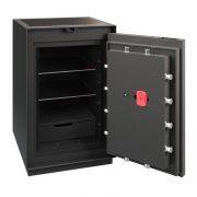 Phoenix Palladium LS8001EFO Luxury Safe in Smoked White Oak with Fingerprint Lock 2