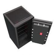 Phoenix Palladium LS8002EFB Luxury Safe in Titanium Black with Fingerprint Lock 5