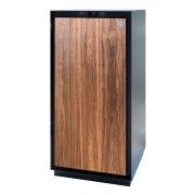Phoenix Palladium LS8002EFW Luxury Safe in Smoked White Oak with Fingerprint Lock 0