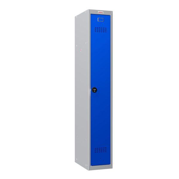 Phoenix CD Series CD1130/4GBC Single Door in Blue with Combination Lock