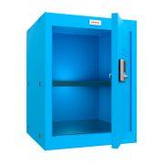 Phoenix CL0544BBE Size 2 Blue Cube Locker with Electronic Lock 0